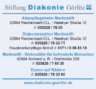 Stiftung Diakonie Goerlitz